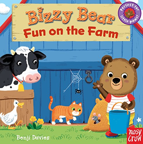 9780763658793: Bizzy Bear: Fun on the Farm