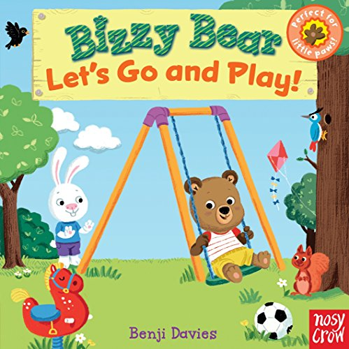 9780763658809: Bizzy Bear: Let's Go and Play!