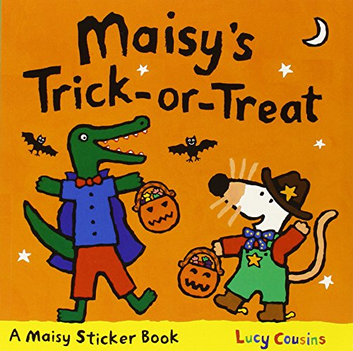 9780763659059: Maisy's Trick-or-Treat Sticker Book