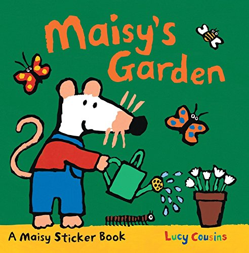 9780763659066: Maisy's Garden: A Sticker Book