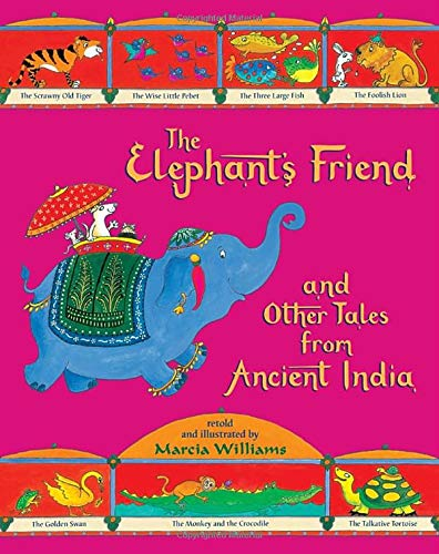 9780763659165: The Elephant's Friend and Other Tales from Ancient India