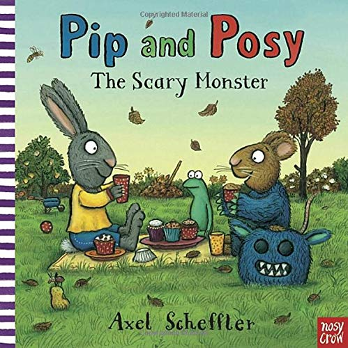 9780763659189: Pip and Posy: The Scary Monster