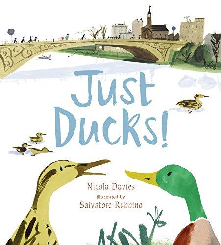 9780763659363: Just Ducks!