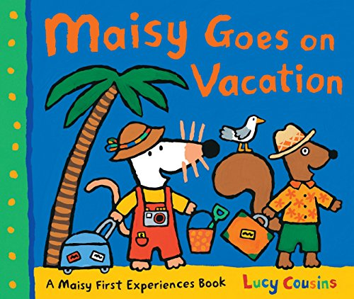 9780763660390: Maisy Goes on Vacation: A Maisy First Experiences Book