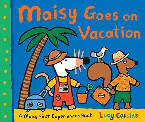 9780763660390: Maisy Goes on Vacation: A Maisy First Experiences Book