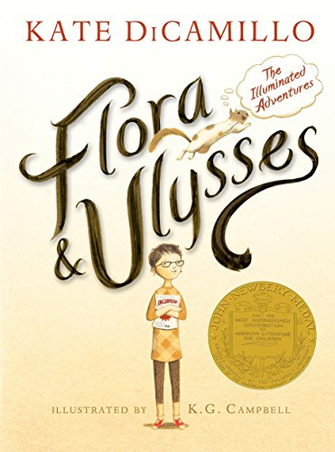 Flora & Ulysses: The Illuminated Adventures: DiCamillo, Kate DOUBLE SIGNED