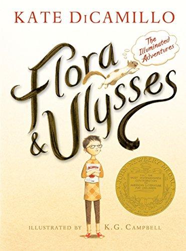 Flora & Ulysses: DiCamillo, Kate