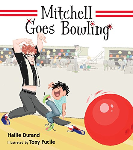9780763660499: Mitchell Goes Bowling