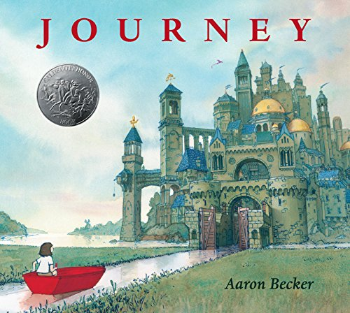 Journey (signed): Becker, Aaron