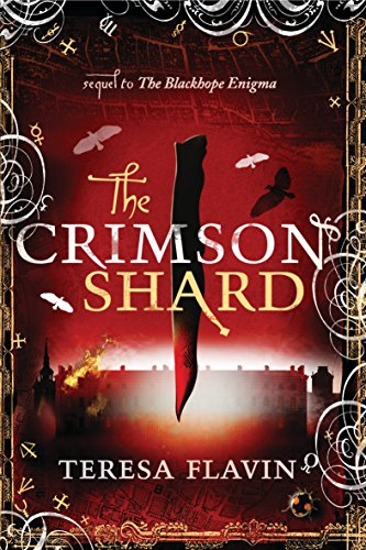 9780763660932: The Crimson Shard (Blackhope Enigma)