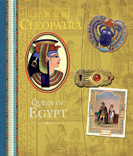 Cleopatra: Queen of Egypt (Historical Notebooks): Twist, Clint