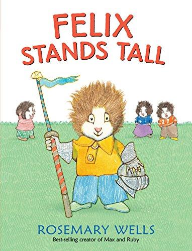 9780763661113: Felix Stands Tall (Felix and Fiona)