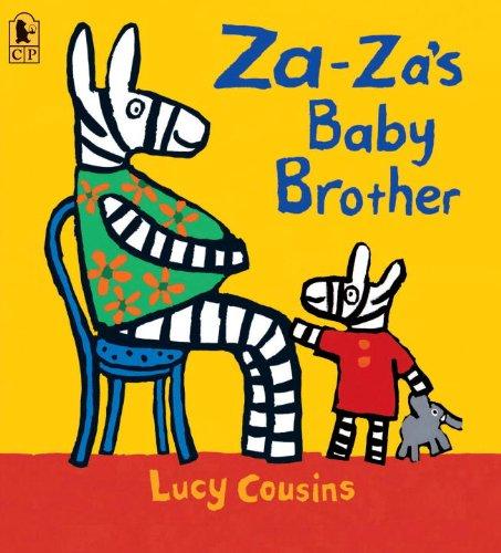 9780763661243: Za-Za's Baby Brother