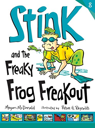 9780763661403: Stink and the Freaky Frog Freakout
