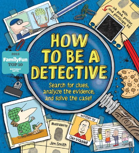 9780763661427: How To Be a Detective