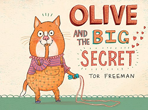 9780763661496: Olive and the Big Secret