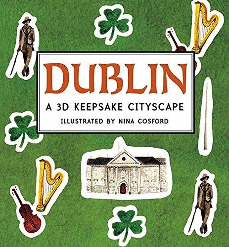 9780763661533: Dublin: A 3D Keepsake Cityscape (Panorama Pops)