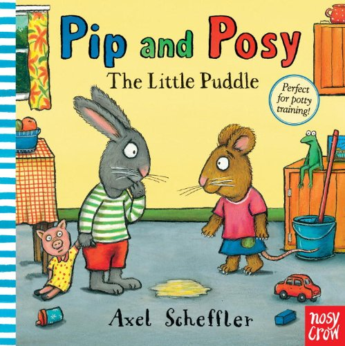 9780763661618: Pip and Posy: The Little Puddle