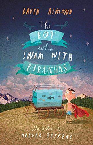 9780763661694: The Boy Who Swam with Piranhas