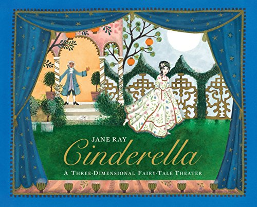 9780763661755: Cinderella - A Three Dimensional Fairy-Tale Theatre Book {Pop-up Type}