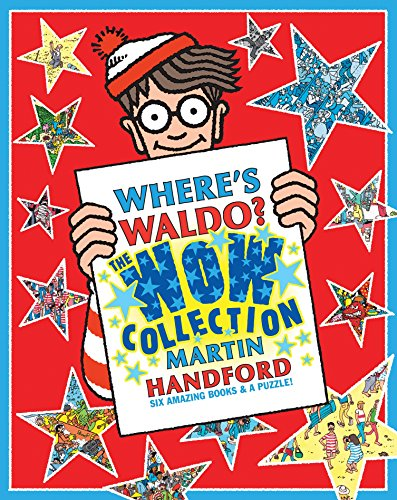 9780763661793: Where's Waldo? the Wow Collection