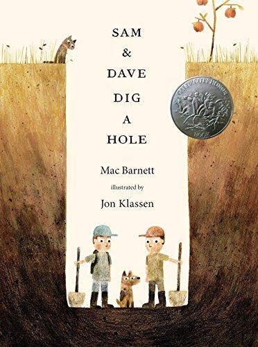 9780763662295: Sam & Dave Dig a Hole