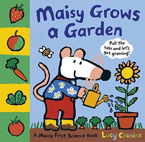 9780763662424: Maisy Grows a Garden (Maisy First Science)