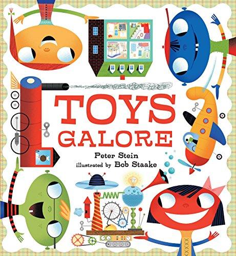 9780763662547: Toys Galore
