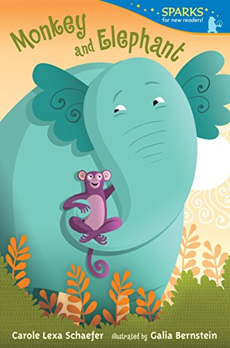 9780763662615: Monkey and Elephant: Candlewick Sparks