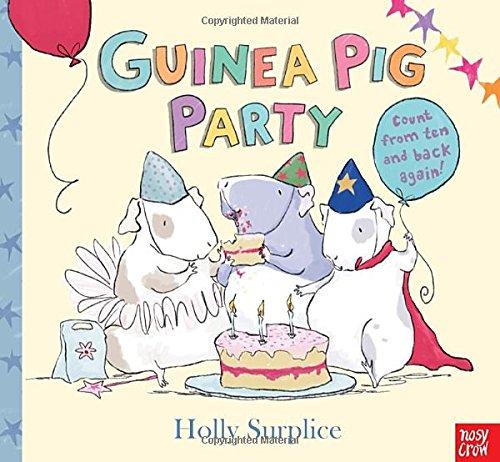 9780763662691: Guinea Pig Party