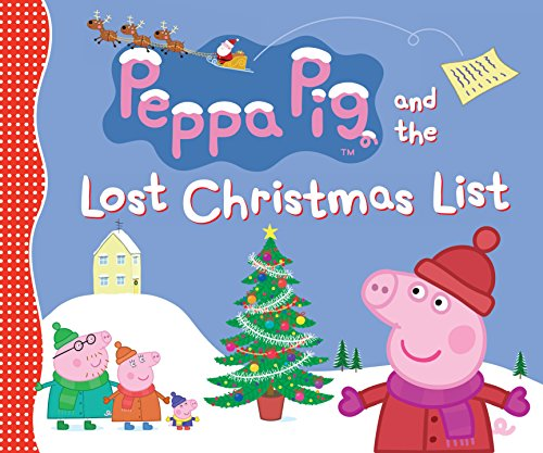 9780763662769: Peppa Pig and the Lost Christmas List