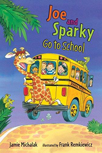 Joe and Sparky Go to School (Hardcover): Jamie Michalak