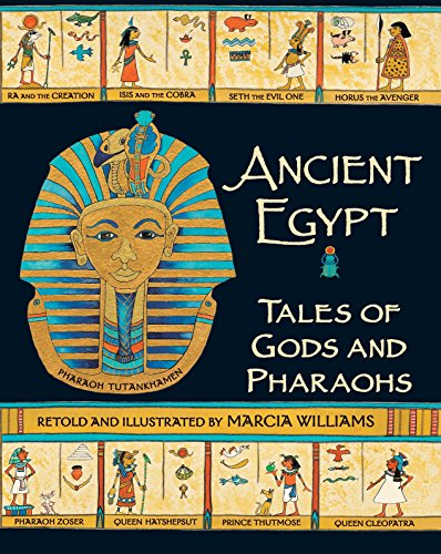 9780763663155: Ancient Egypt: Tales of Gods and Pharaohs
