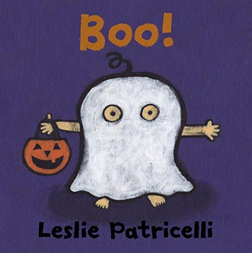 9780763663209: Boo! (Leslie Patricelli Board Books)