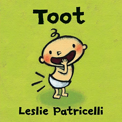 9780763663216: Toot (Leslie Patricelli board books)