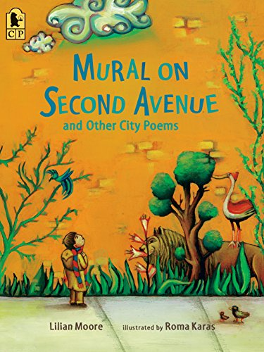 Stock image for Mural on Second Avenue and Other City Poems for sale by Bayside Books