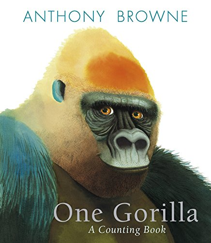9780763663520: One Gorilla: A Counting Book