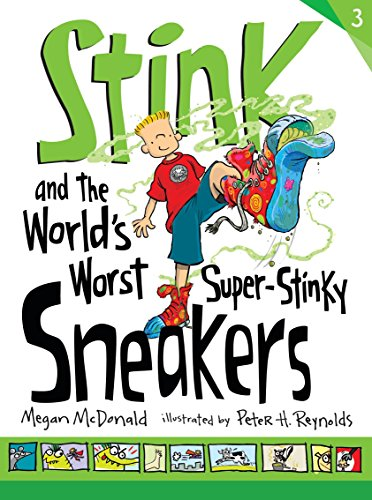 9780763663902: Stink and the World's Worst Super-Stinky Sneakers
