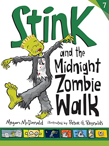 9780763663940: Stink and the Midnight Zombie Walk