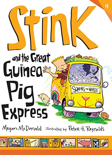 9780763664213: Stink and the Great Guinea Pig Express