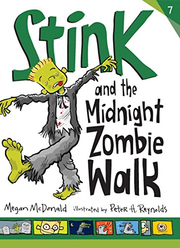 9780763664220: Stink and the Midnight Zombie Walk