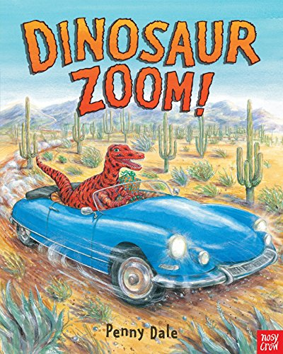 Dinosaur Zoom! (0763664480) by Penny Dale