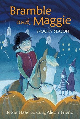 Bramble and Maggie Spooky Season: Haas, Jessie