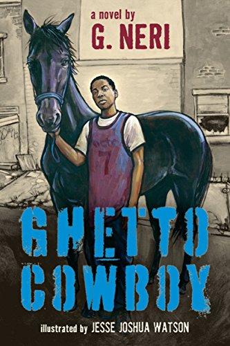 9780763664534: Ghetto Cowboy