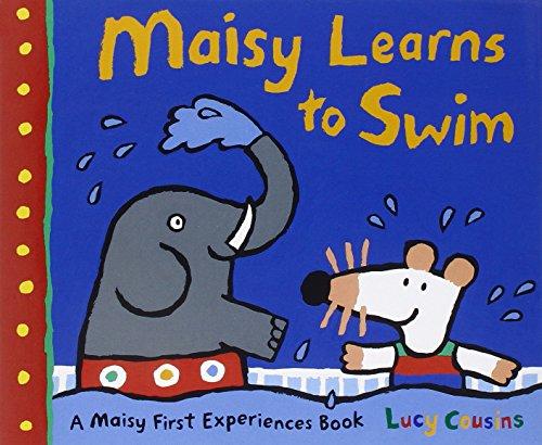 9780763664800: Maisy Learns to Swim