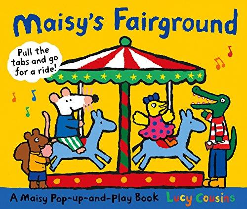 9780763664916: Maisy's Fairground: A Maisy Pop-Up-And-Play Book