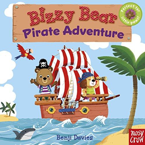 9780763665197: Bizzy Bear: Pirate Adventure