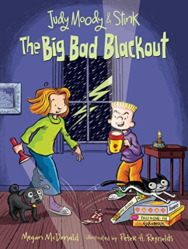 9780763665203: Judy Moody and Stink: The Big Bad Blackout