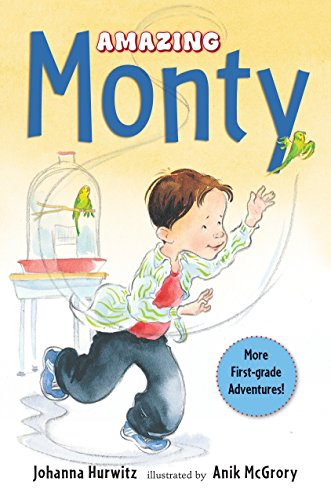 9780763665616: Amazing Monty