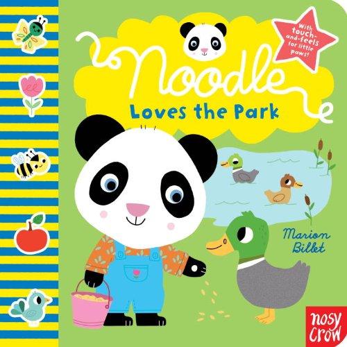 9780763665777: Noodle Loves the Park